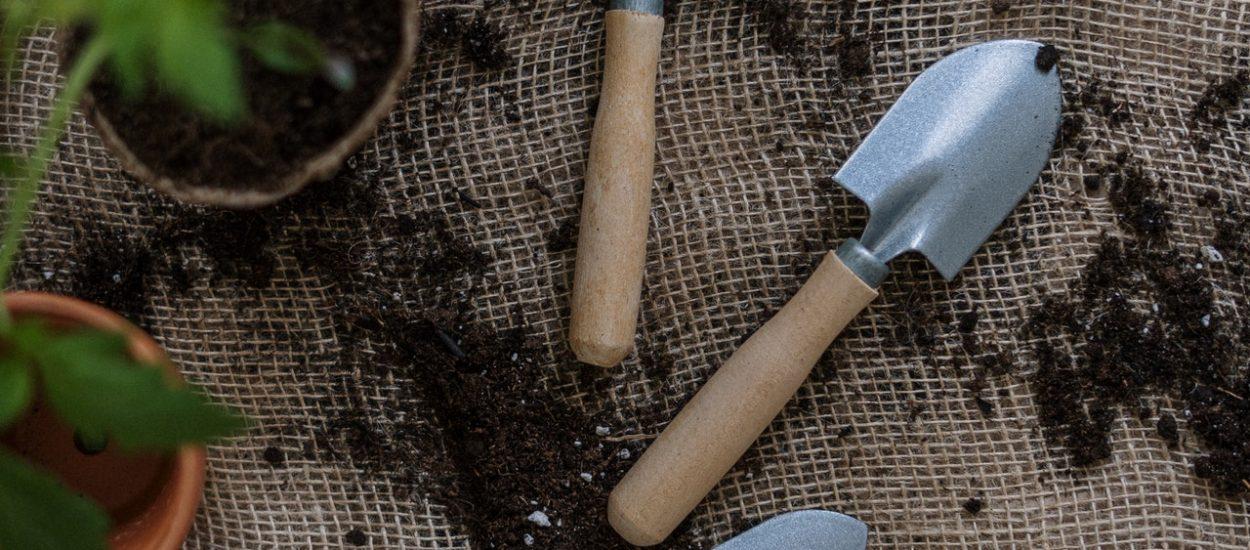 Welk tuingereedschap mag niet ontbreken?