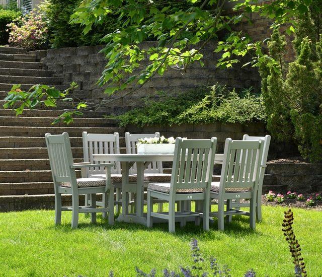 Hoe impregneer je tuinmeubels?